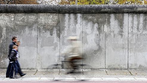 «Un Mur existe toujours dans les esprits»
