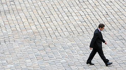 Le président de la République perd trois points de popularité par rapport au mois dernier.