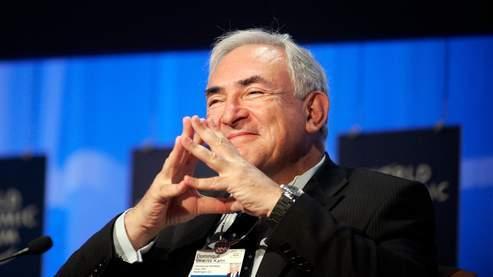 Dominique Strauss-Kahn revient souvent dans les sondages comme le meilleur candidat du PS pour 2012.