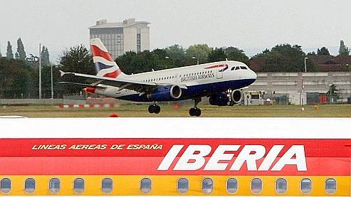 British Airways et Iberia signent un accord de fusion