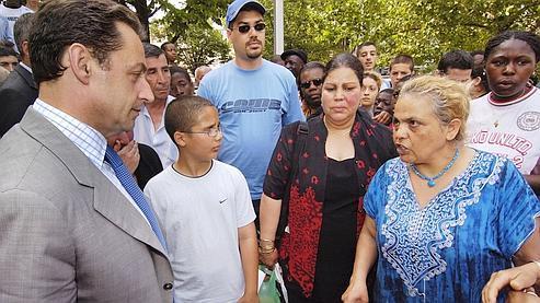 D'Argenteuil à Bobigny, les visites de Sarkozy en banlieue