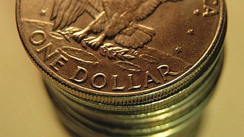Accès de faiblesse du dollar