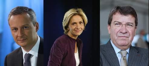 Bruno Le Maire, Valérie Pécresse et Xavier Darcos seront dans les rangs.