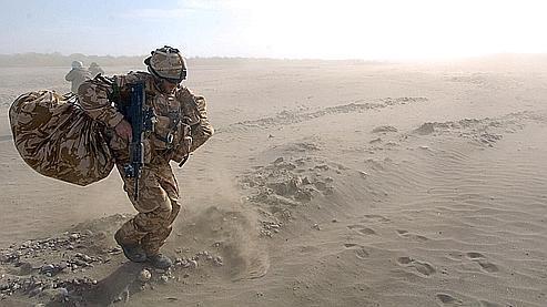 La France compte 3 300 militaires en Afghanistan.