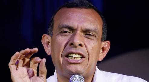 Porfirio Lobo, le 30 novembre à Tegucigalpa.