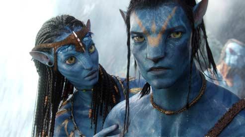 Des acteurs maquillés ? Non : des personnages en images de synthèse créés à partir des performances des acteurs.