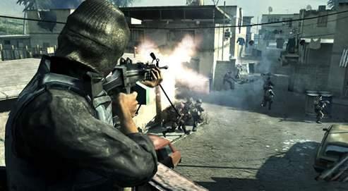Le très controversé jeu vidéo «Call of duty : Modern Warfare 2».