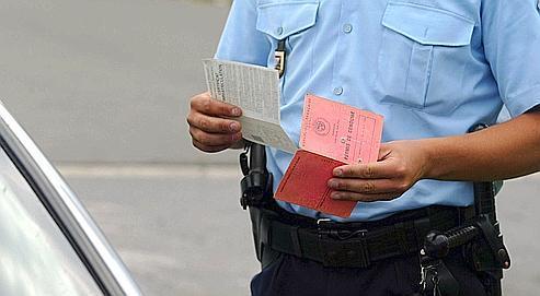 Moins de permis de conduire annulés en 2009