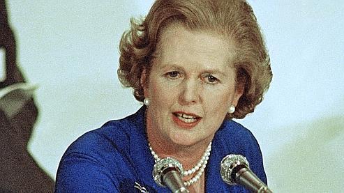 Exigeante, irascible et ayant un goût certain pour le whisky : tel est le portrait de l'ancien premier ministre britannique Margaret Thatcher (ici en 1979) émergeant d'archives officielles déclassifiées mercredi et couvrant ses premiers mois à Downing Street.