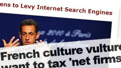 L'idée d'une «taxe Google» suscite l'ironie à l'étranger