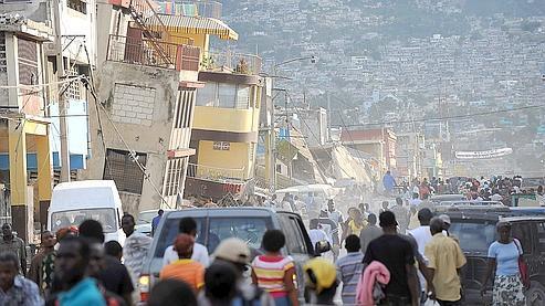 Les appels aux dons se sont multipliés sur Internet depuis le terrible séisme qui a frappé mardi Haïti.