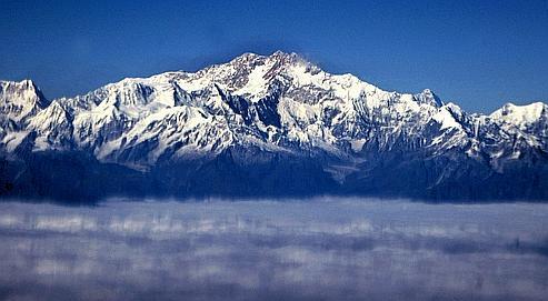 Les erreurs constatées sur le rapport du Giec concernent les glaciers de l'Himalaya.