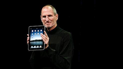 Apple dévoile l'iPad, sa tablette tactile