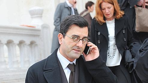 Imad Lahoud a annoncé rapidement après le verdict qu'il comptait faire appel.