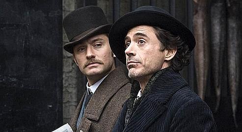 Un «Sherlock Holmes» survitaminé