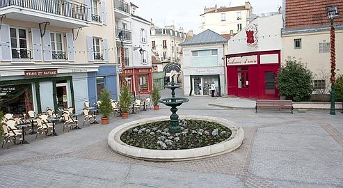 Place Maurice Chavany
