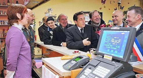 La nouvelle charge de Sarkozy contre les régions PS