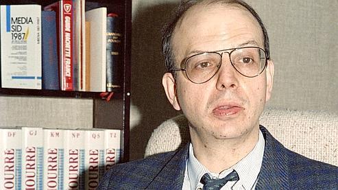 Patrick Buisson en 1987.