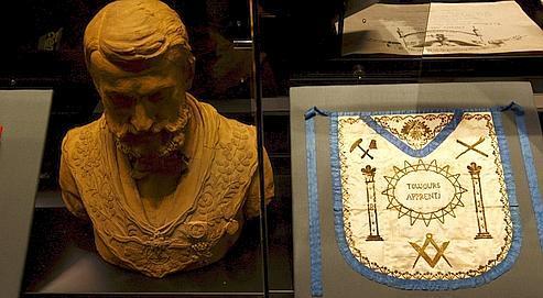 Les objetset documents exposés datentdu XVIIIe siècle à nos jours.