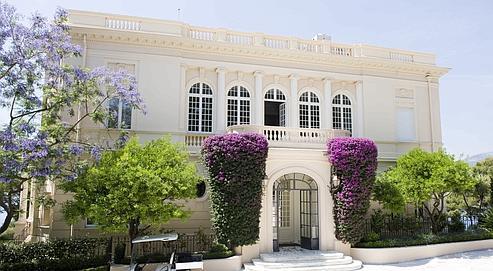 La maison qui valait 240 millions d 39 euros for 8 maison parc crt