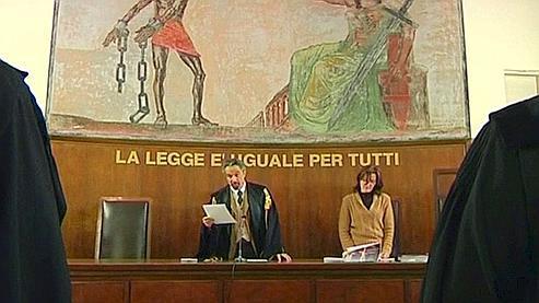 L'Italie condamne trois dirigeants de Google