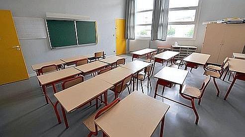 Selon la FCPE, le non-remplacement des professeurs absents ferait perdre en moyenne une année de cours sur l'ensemble de la scolarité d'un enfant.