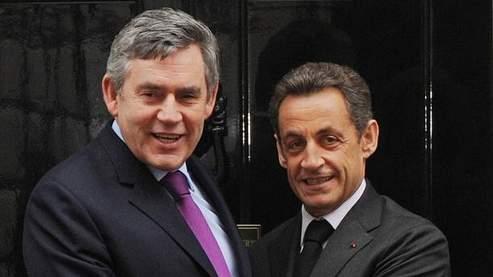 Ravitailleurs américains : Sarkozy et Brown déçus