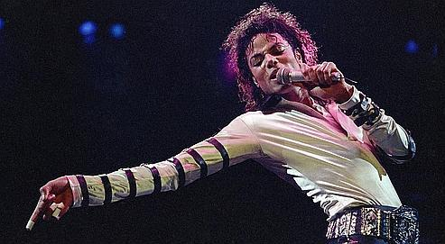 Michael Jackson à Kansas City en 1988. Ses héritiers attendent 250millions de dollars de recettes entre disques et produits associés.