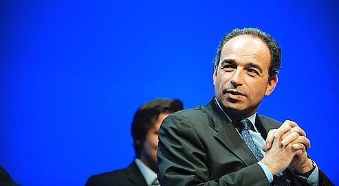 Jean-François Copé (ici lors d'un meeting à Bordeaux le 11mars) doit être reçu dans la matinée par Nicolas Sarkozy.
