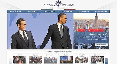 Le nouveau site internet de l'Élysée, plus «pédagogique» et plus «neutre», selon Nicolas Princen.