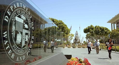 La faillite menace la mairiede Los Angeles