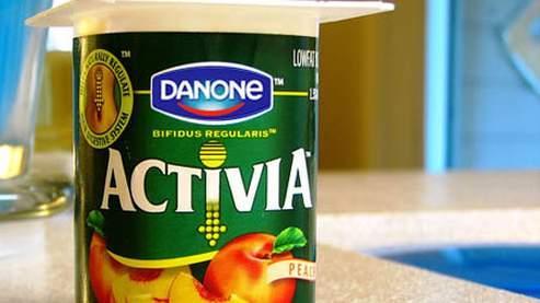 Danone revoit sa copiepour Activia et Actimel