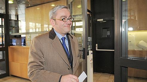 Emmanuel Hoog a postulé mardi après-midi sur sollicitation des administrateurs représentant les pouvoirs publics.