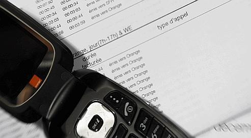 Mobile: les clients se plaignent des factures