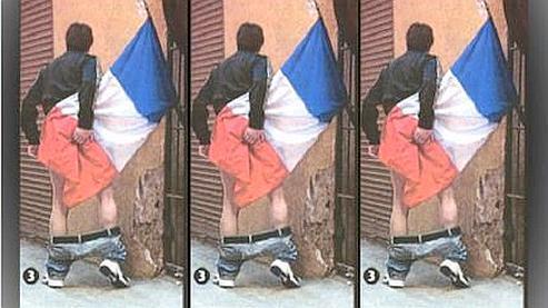 La photo a été primée dans la catégorie «politiquement incorrect» du concours organisé par la FNAC (J.L./DR).