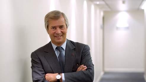 Vincent Bolloré, PDG d'Havas, va devenir le vice-président de l'assureur italien Generali.