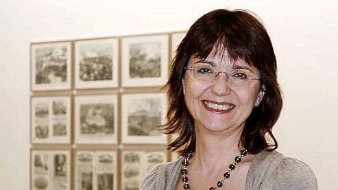 «Pour moi, Paris est le centre démocratique du monde» dit Marta Gili (Ph: S. Brochier / Jeu de Paume)