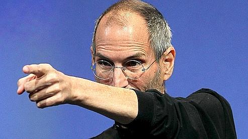 Steve Jobs s'en prend personnellement au Flash