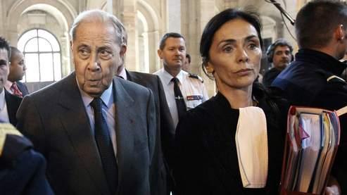 Deux ans de prison ferme requis contre charles pasqua for Ministre interieur depuis 2000