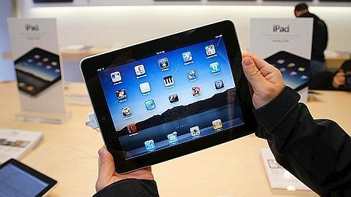 L'iPad annoncé pour le 28 mai en France