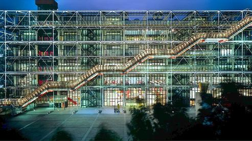 Centre Georges Pompidou, Paris © Musée national d'Art moderne