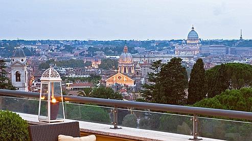 Rome la dolce vita sous le signe de la modernit for Jardin villa medicis rome