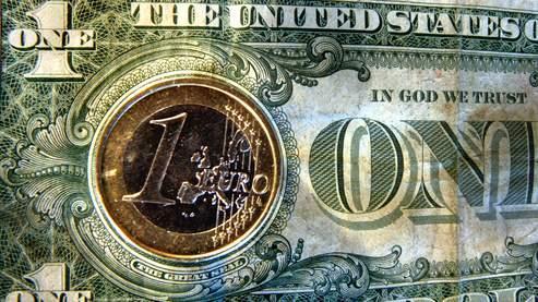 L' euro pourrait bientôt valoir un dollar