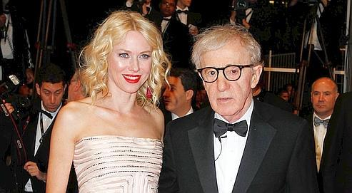 Naomi Watts interprète le rôle d'une galeriste dans You Will Meet a Tall Dark Stranger, de Woody Allen.
