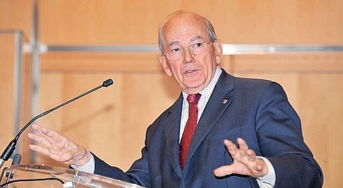 Michel Camdessus en novembre 2009.