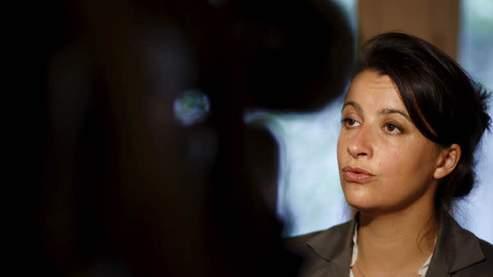 Cécile Duflot, présidente d'Europe Ecologie. Son parti est à l'origine de ce texte novateur qui intensifie la lutte contre les paradis fiscaux en France.