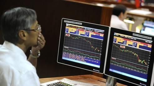 L'Asie boursière n'échappe pas à la tourmente