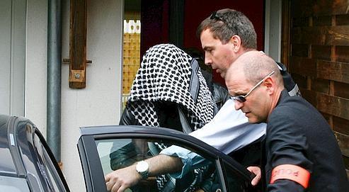 Lies Hebbadj a été interpellé par la police, lundi, a Rezé, tandis que son domicile a été perquisitionné.