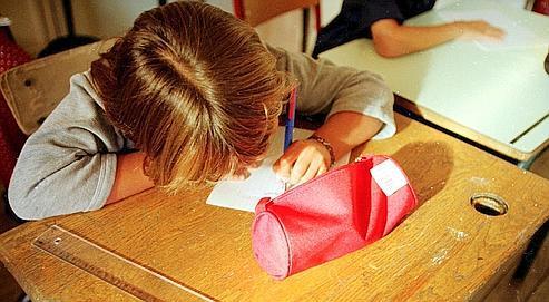 le recul de la maîtrise des mathématiques est constaté dès la fin de primaire.