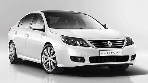 La remplaçante de la Renault Vel Satis se nomme Latitude